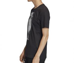 T-shirt UEFA Emblem Noir