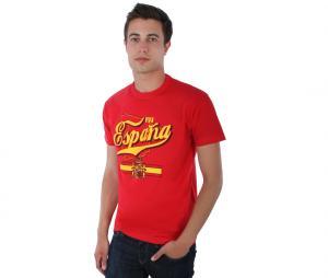 T-Shirt España Rouge