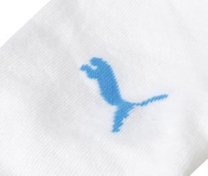 Set of 3 pairs of White OM Socks