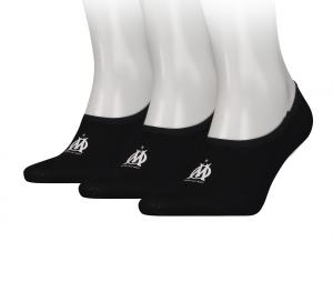 Set of 3 pairs of OM socks Black