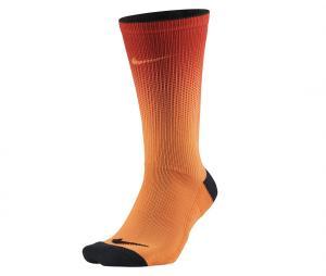 Chaussettes Nike Crew Print Orange