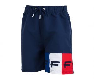 Short de bain France Bleu Junior