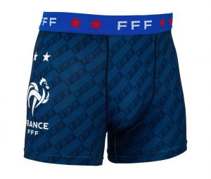 Boxer France All Over Bleu Junior