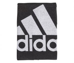 Serviette adidas Grand format Noir