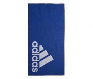 Serviette adidas Grand format Bleu