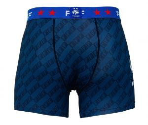 Boxer France All Over Bleu