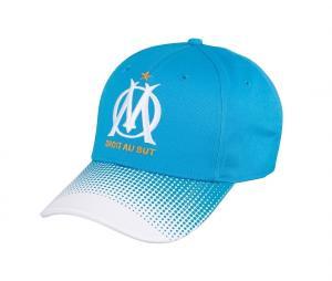 Casquette OM Logo Bleu