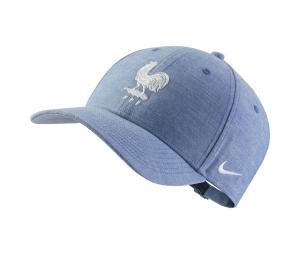 Casquette France Legacy91 Bleu