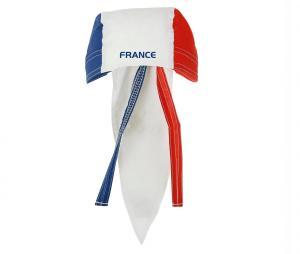Bandana France Bleu