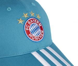 Casquette Bayern Munich Bleu