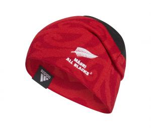 Bonnet adidas Maori All Blacks Rouge/Noir