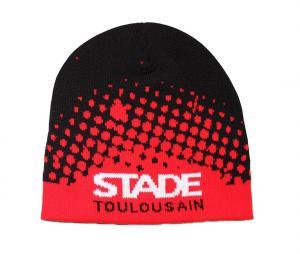 Bonnet Stade Toulousain Rouge/Noir