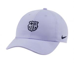 Casquette Barça Heritage 86 Violet