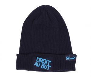Bonnet OM Bleu