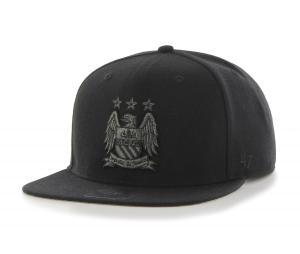 Casquette 47 Brand Manchester City Flat Noir