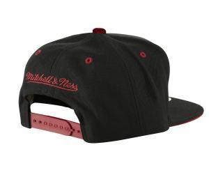 Casquette Mitchell & Ness Cavaliers de Cleveland Snapback Team Noir