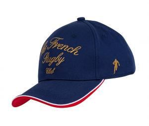 Casquette Ruckfield French Club Rugby Bleu