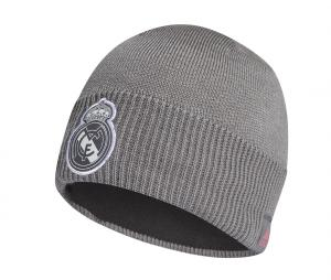 Bonnet adidas Real Madrid Gris
