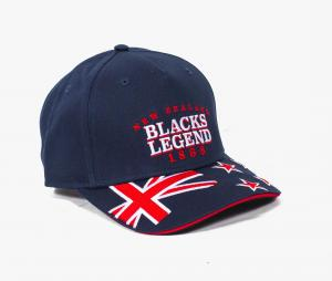 Casquette Blacks Legend Bleu