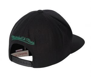 Casquette Mitchell & Ness Boston Celtics Noir
