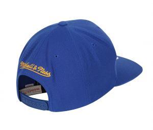 Casquette Mitchell & Ness Golden State Warriors Bleu
