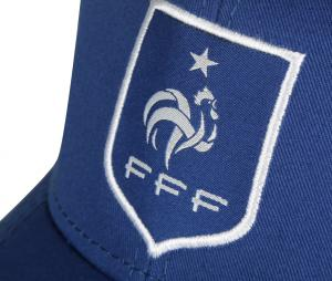 Casquette France Fan Bleu