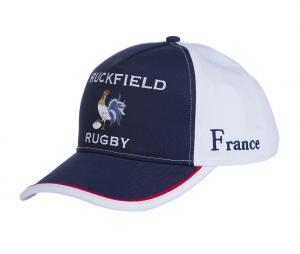 Casquette Ruckfield France Bleu/Blanc