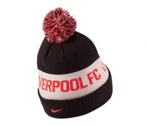 Bonnet Liverpool Pompon Marron