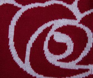 Echarpe Angleterre Blanc/Rouge