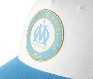OLYMPIQUE DE MARSEILLE Casquette OM Logo Fan