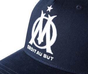 Cap OM Logo Fan Blue