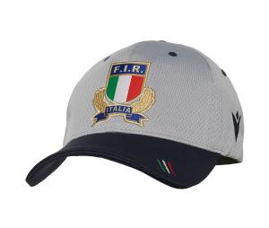 Casquette Italie Gris