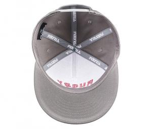 Casquette Rugby Division Rasp Gris