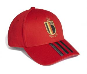 Casquette adidas Belgique Rouge