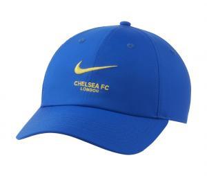 Casquette Chelsea Heritage86 Bleu