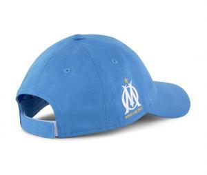 Casquette OM Core Bleu
