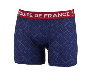 Boxer France Bleu/Rouge