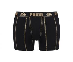 Boxer Puma OM Noir/Or