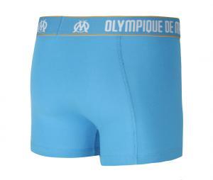 Lote de 2 Calzoncillos tipo boxer OM Blanco/Azul