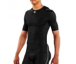 Tee-shirt de compression DNAmic TEAM noir