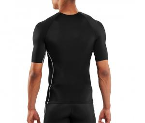 Tee-shirt de compression DNAmic TEAM noir