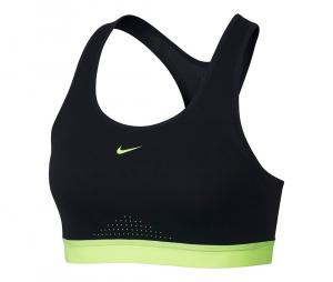 Brassière de sport Nike Motion Adapt Noir