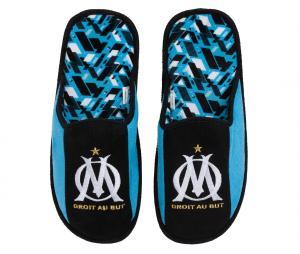 OM Fan Slippers Blue/Black