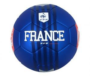 Ballon FFF T.5 Bleu