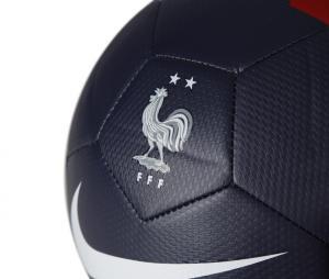Ballon Nike France Prestige T.5 Bleu
