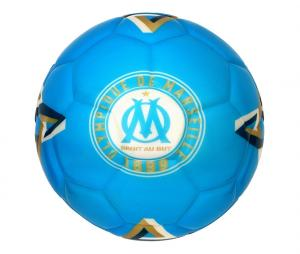 Ballon en mousse OM Bleu