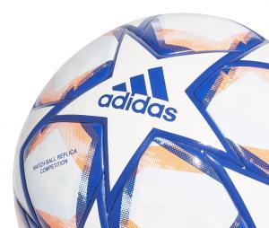Ballon adidas Competition UEFA Champions League Finale 20 T.5 Blanc