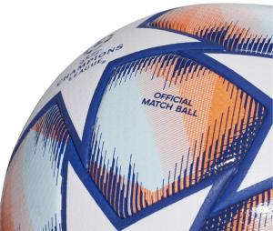Ballon adidas Pro UEFA Champions League Finale 20 T.5 Blanc