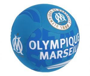 Ballon OM Beach City T.5 Bleu