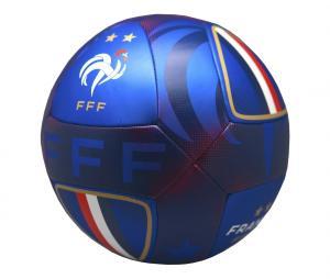Ballon France Vainqueur T.5 Bleu